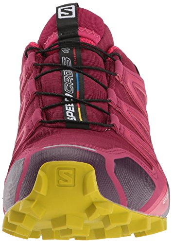 SALOMON Speedcross 4 GTX, Scarpe da Trail Running Impermeabili Donna