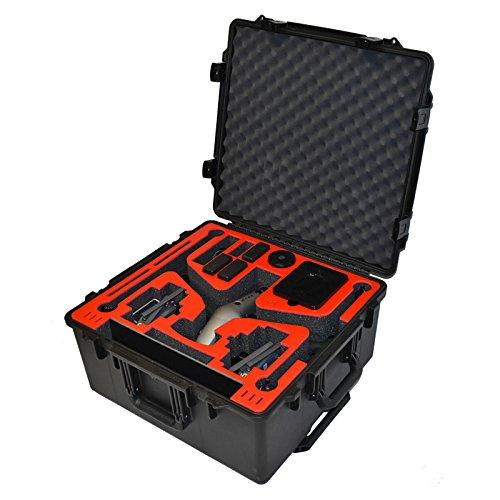 Pelican DJI Inspire 2 Drone Case (Travel Mode)
