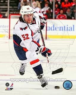 NHL Mike Green Washington Capitals 2013 Action Photo 8x10#1