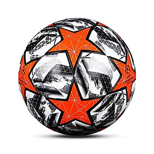 2021 Champions League Fútbol Fans memorabilia fútbol regular No. 5 bola regalo de cumpleaños Una variedad de estilos (B11)