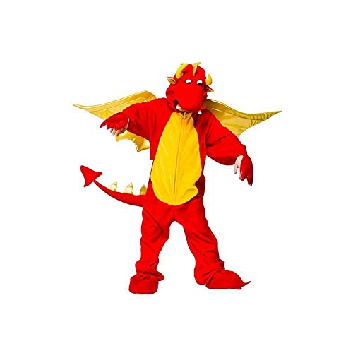 27c2e8af3 (L) Boys Girls Fire Breathing Dragon Costume for Animals Bugs Creatures Fancy  Dress
