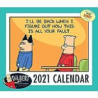 Andrews McMeel Publishing, 2021 ディルバートデスクカレンダー