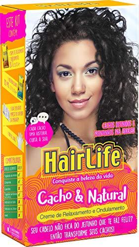 HairLife Rizado&Natural Kit de Relajamiento y Ondulamiento