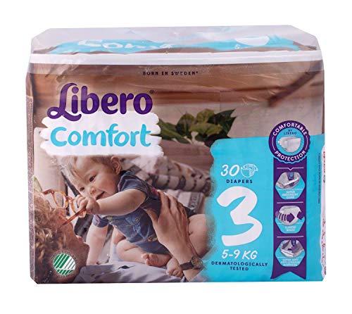 Libero - Pannolini Bebè Comfort 3 (5-9 kg)