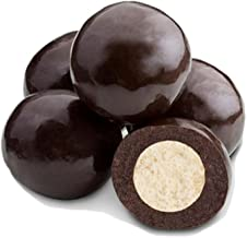 Albanese Triple Dipped Malt Balls - 3 LB Bulk Bag (Dark Chocolate)