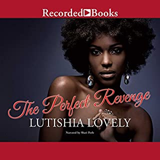The Perfect Revenge audiobook cover art