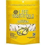 Life Essentials di Cat-Man-Doo - Pollo naturale liofilizzato per cani e gatti, senza riempitivi, conservanti o additivi, senza cereali, sacchetto da 141,7 g, prodotto negli Stati Uniti