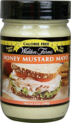 Walden Farms, Bebida para el control de peso (Honey Mustard Mayo) - 6 de 340 ml. (Total: 2040 ml.)