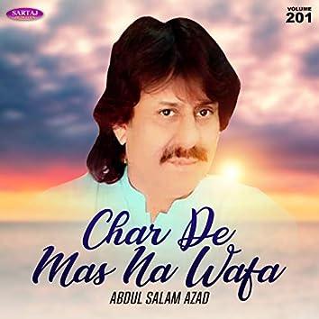 Char De Mas Na Wafa, Vol. 201