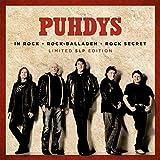In Rock - Rock Balladen - Rock Secret von Puhdys