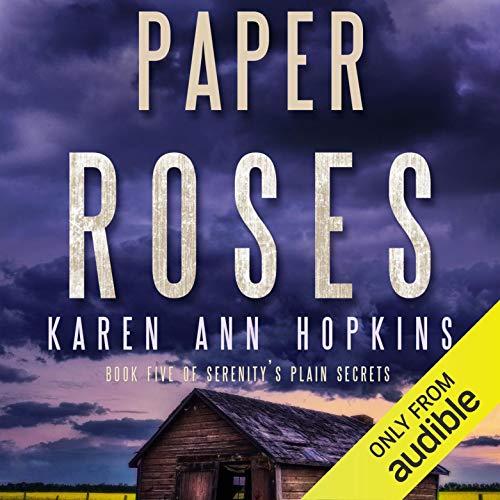 Paper Roses audiobook cover art