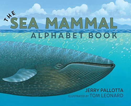 Image of The Sea Mammal Alphabet Book