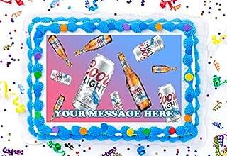 Best coors light birthday cake Reviews