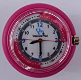 Valencia Med Stethoscope Watch, Pink