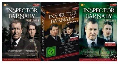 Inspector Barnaby, Vols. 1-3 (12 DVDs)
