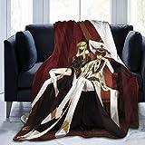 Amanda Walter Code Geass Fleece Blanket Manta de Tiro de Franela ultrasuave 60 'x50' BLT-1370