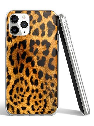 STAMPATEK Custodia Cover per Huawei Mate 10 PRO Leopardata Maculata alla Moda Fashion Gel Morbida Anti Urto MOD. CO22