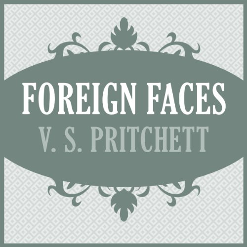 Foreign Faces audiobook cover art