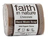 Glauben in der Natur Schokolade rein pflanzliche Seife