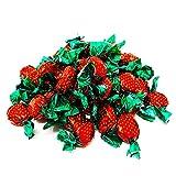 Arcor Strawberry Filled Bon Bons Sachet Wrap Hard Candies 6 Lb Bag