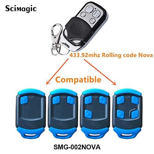mando 433.92 mhz fabricante Calvas