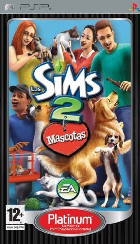 The Sims 2 Pets Essentials Sony Psp