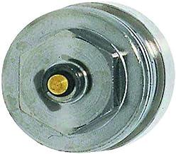 3713 02.000 TA Heimeier V-Exakt II Wi dangle de Corps de robinet thermostatique V Li RG nickel/é 1//2/