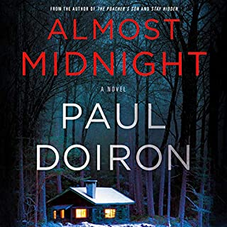 Almost Midnight audiobook cover art