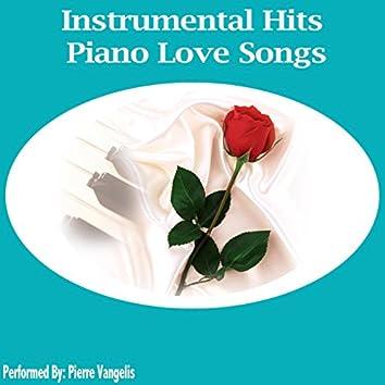 Instrumental Hits  Piano Love Songs