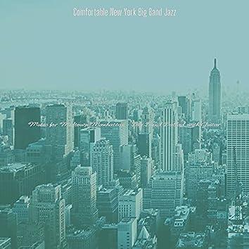 Music for Midtown Manhattan - Big Band Ballad with Guitar
