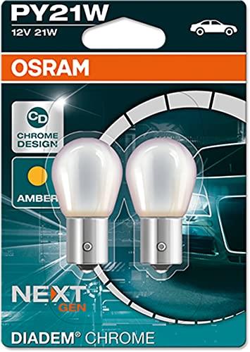 Preisvergleich Produktbild Osram 7507DC-02B Blinker,  White,  Doppelblister