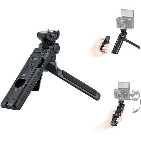 Wireless Bluetooth Remote Shooting Grip Video Mini Tripod Replaces Canon HG-100TBR Compatible with Canon EOS R R5 R6 M6 Mark II M50 Mark II M200 6D Mark II T8i T7i PowerShot G5 X Mark II G7 X Mark III