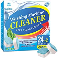 26-Pack Kaitse Washing Machine Cleaner Tablets