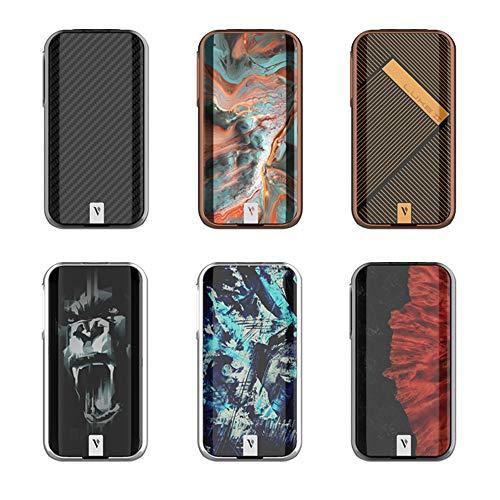 Sigarette elettroniche Vaporesso Luxe II 220W MOD Schermo a colori TFT da 2,0 pollici 0,02S a fuoco rapido senza nicotina (nero)