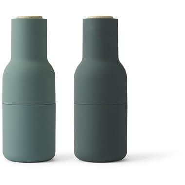 MENU 4418479 Small Bottle Grinder set, Dark Green