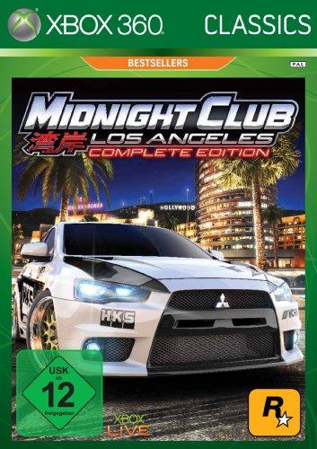 Midnight Club: Los Angeles - Complete Edition [Edizione: Germania]