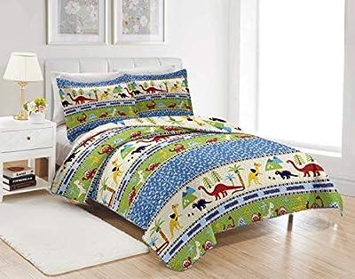 Oliven Kids Summer Animal Quilt Set