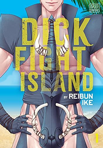 Dick Fight Island, Vol. 1 (Yaoi Manga) (English Edition)