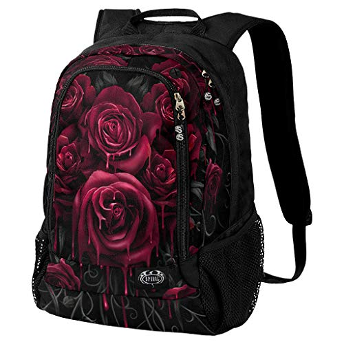 Spiral - BLOOD ROSE - Rucksack - mit Laptopfach