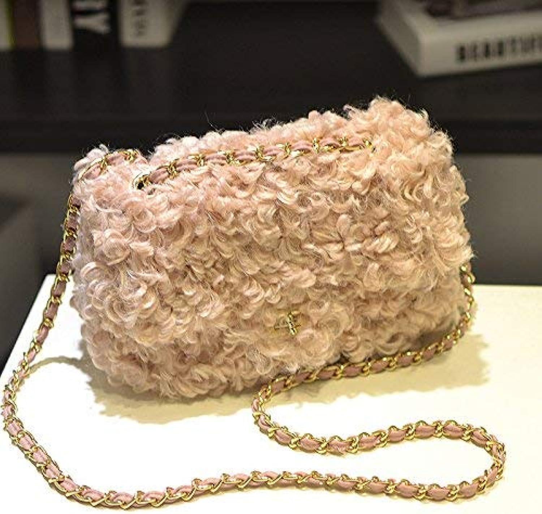 Women Handbag Shoulder Bag The Trend of Velvet Satchel Bag Outdoor Travle Creddy Bag