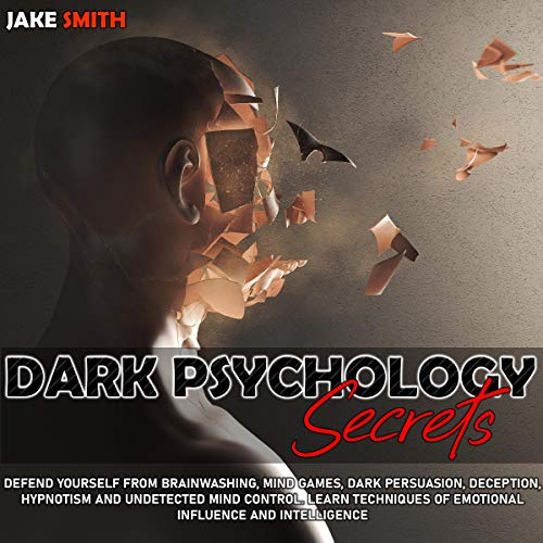 Dark Psychology Secrets cover art