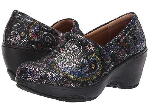 Nurse Mates Bryar Mosaic Paisley Women's Clog Shoes