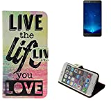 K-S-Trade 360° Wallet Case protective cover for Bluboo