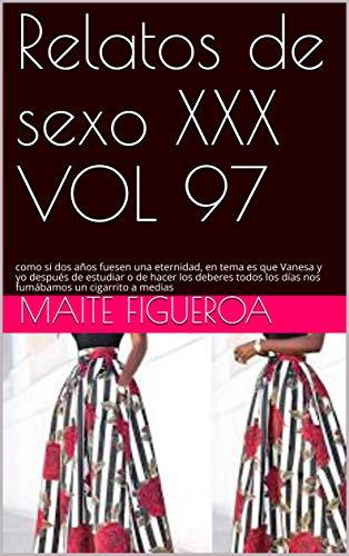 Relatos de sexo XXX VOL 97: como si dos años fuesen una eternidad, en tema es que Vanesa y yo después de estudiar o de hacer los deberes todos los días nos fumábamos un cigarrito a medias