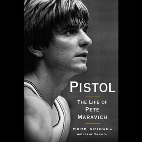 Pistol Audiobook By Mark Kriegel cover art