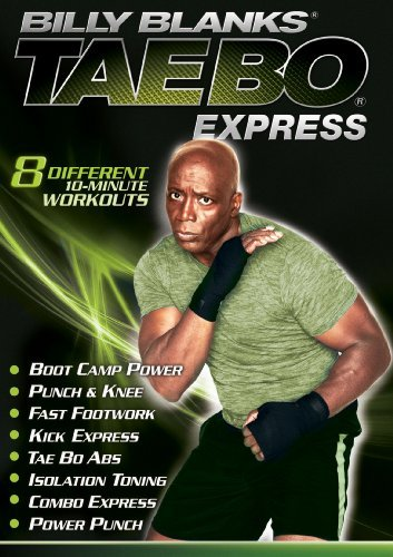 Billy Blanks: Tae Max 57% OFF Express Austin Mall Bo