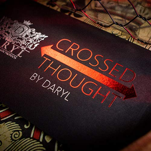 SOLOMAGIA Crossed Thought (Gimmicks And Online Instruction) by Daryl