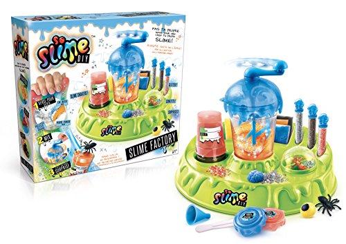 Canal Toys SSC 011 Slime Factory - Juego creativo, color azul, 34 x 31 x 8 cm