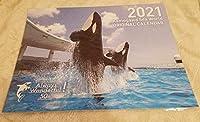 鴨川シーワールド 2021 カレンダー