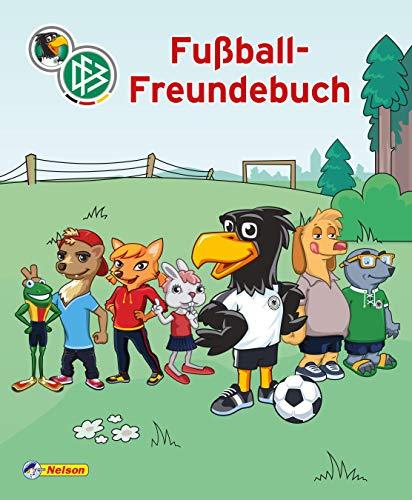 Paule (DFB): Fußball-Freundebuch (DFB Paule)